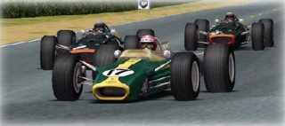 GPL - Lotus and BRM