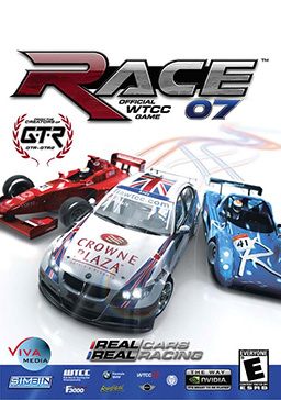 RACE07 Cover