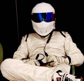 Stig seated