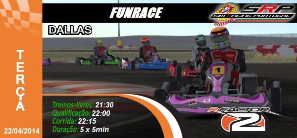 Funrace Kart F1 @ Dallas