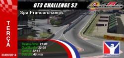 GT3 Challenge S2 Round 3