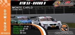DTM S3 Round 9 Monte Carlo