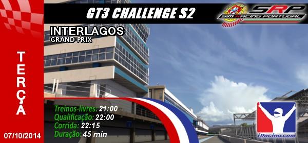 GT3 Challenge S2 Round 4 Interlagos