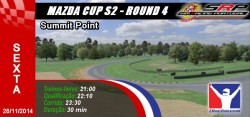 Mazda Cup S2 - Round 4