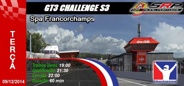 GT3 Challenge S3- Final Round