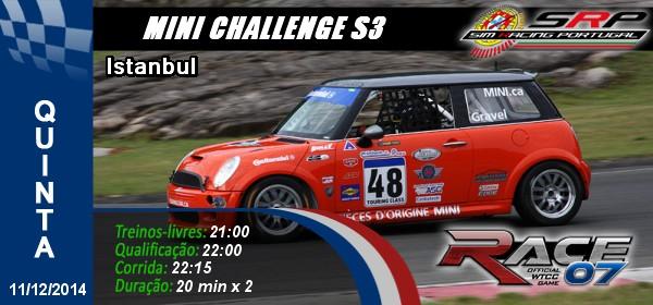 Mini Challenge S3 round 3