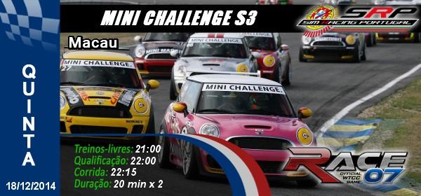 Mini Challenge S3 - Round 4