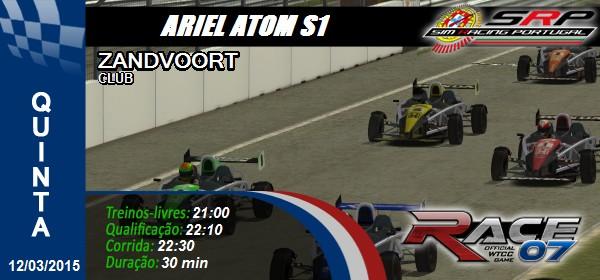 Ariel Atom S1 - Round 2