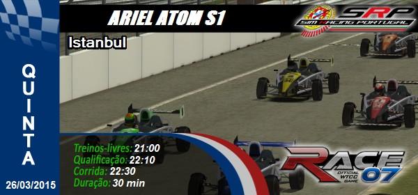 Ariel Atom S1- Final Round