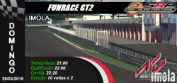 Funrace GT2 @ Imola