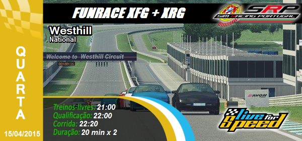 Funrace XFG + XRG @ Westhill National