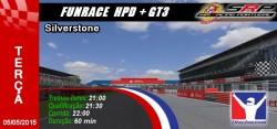 funrace hpd + gt3