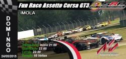 Funrace GT3 @ Imola