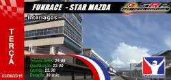 Funrace Star Mazda @ Interlagos
