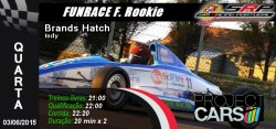 Funrace F. Rookie @ Brands Hatch Indy