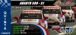 Abarth 500 S1 - Round 3