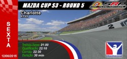 Mazda Cup S3- Round 5