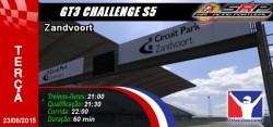 GT3 Challenge S5 - Round 2