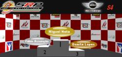 podium mini challenge s4