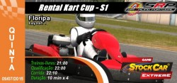 Rental Kart Cup S1 - Round 1