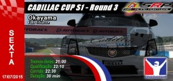 Cadillac Cup S1 - Round 3