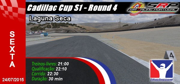 Cadillac Cup S1 - Round 4