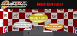 Rental Kart Cup S1 - Podio Final