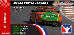 Mazda Cup - Round 1
