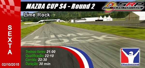 Mazda Cup S4 - Round 2