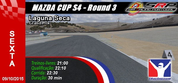 Mazda Cup S4 - Round 3