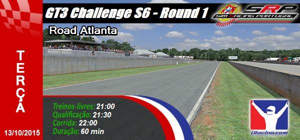 GT3 Challenge S6 - Round 1