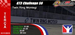 GT3 Challenge S6 - Round 8