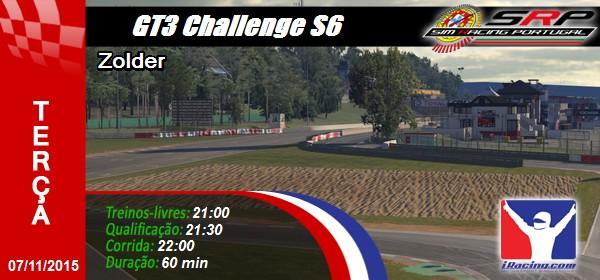 GT3 Challenge S6 - Round 5