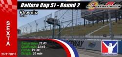 Dallara Cup S1 - Round 2