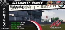 GT3 Series S1 - Round 6
