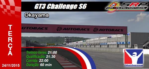 GT3 Challenge S6 - Round 7