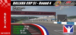 Dallara Cup S1 - Round 4