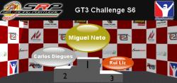 GT3 Challenge S6 - podio final