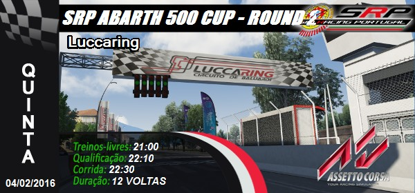 Abarth 500 Cup S1 - Round 2