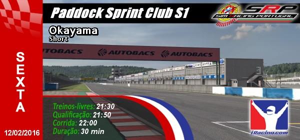 Paddock Sprint Club
