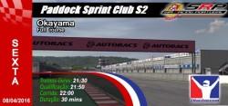 paddock sprint S2