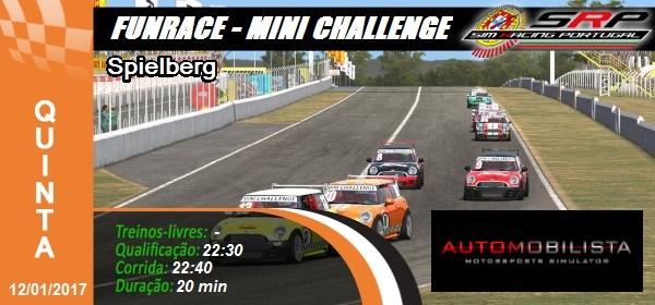 funrace mini challenge