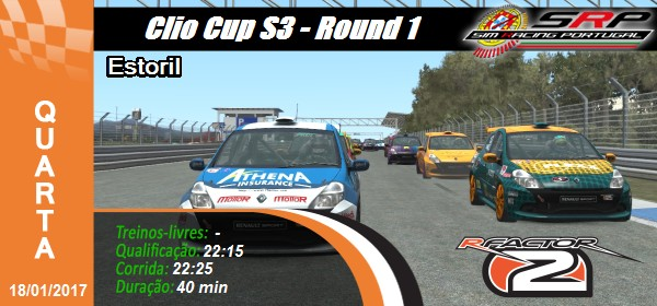 cliocups3 round 1