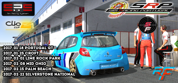 Clio Cup S3