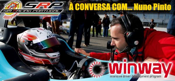 À conversa com Nuno Pinto
