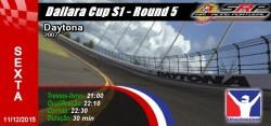 Dallara Cup S1 - Round 5