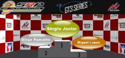 GT3 Series S1 podio final