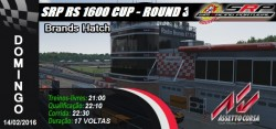 RS1600 Cup - Round 3