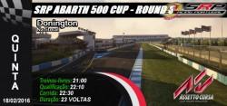 Abarth 500 round 3