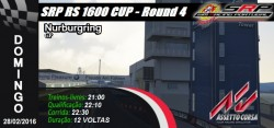 RS 1600 Cup - Round 4